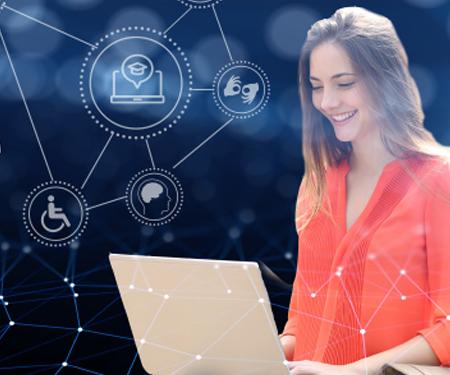 قابلية النفاذ إلى تكنولوجيا المعلومات والاتصالات