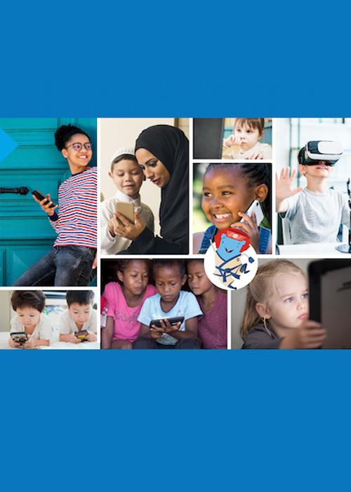 Более безопасный интернет: Расширение прав и возможностей и защита детей в онлайновой среде