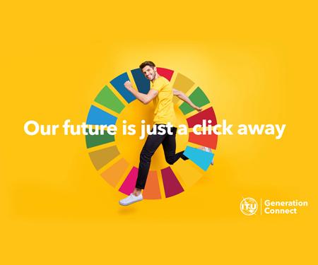 Поколение подключений: Динамическая энергия молодежи и цифровые технологии, меняющие мир