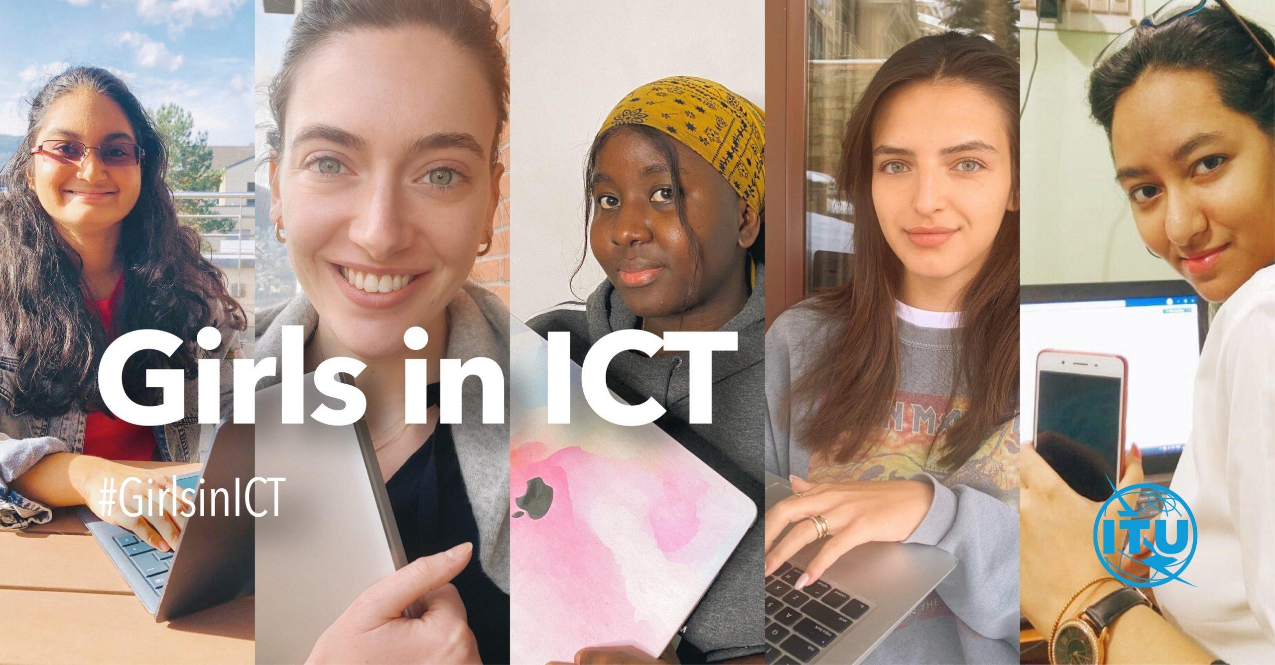 في الذكرى العاشرة ليوم الفتيات في مجال تكنولوجيا والاتصالات (#GirlsinICT)، تعرف على كيف يمكن أن تسهم في تحقيق المساواة بين الجنسين (#genderequality) في مجال العلوم والتكنولوجيا والهندسة والرياضيات!