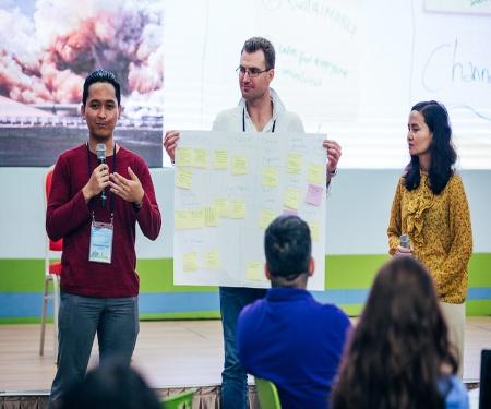 المناهج الدراسية لتعلم الأنظمة الإيكولوجية