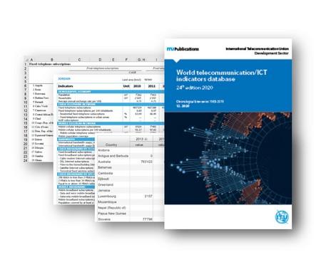 World Telecommunication/ICT Indicators Database