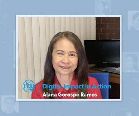 Pleins feux sur les incidences du numérique sur le terrain: À la rencontre d'Alana!
