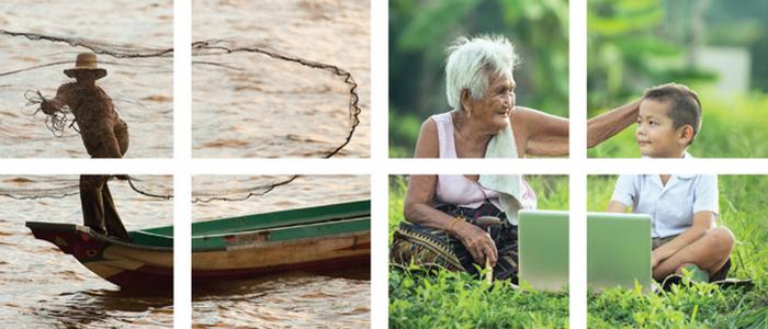 Connectivité dans les pays les moins avancés : Rapport de situation 2021