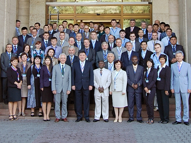 [ITU Seminar on Advanced Spectrum management for RCC countries and Baltic States - Almaty, Kazakhstan, 12-16 September 2011]
