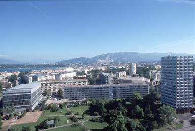 View of ITU