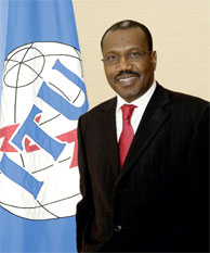 Dr Hamadoun Touré, ITU Secretary-General