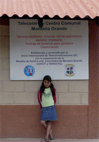 Multipurpose community telecentres