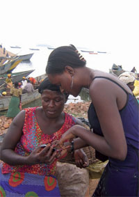 New mobile applications help Ugandan communities
