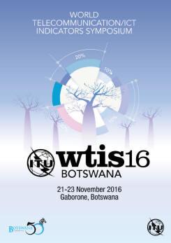 World Telecommunication/ICT Indicators Symposium 2016