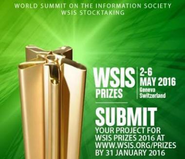 WSIS Prizes 2016