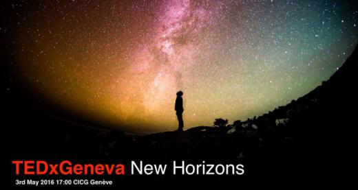 TEDxGeneva New Horizons