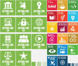 Browse the WSIS Stocktaking Platform by WSIS Action Lines or Sustainable Development Goals