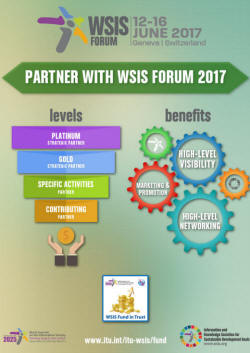 Partner with WSIS Forum 2017