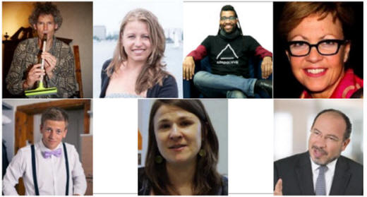 TEDxGeneva New Horizons Speakers