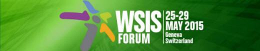 WSIS Forum 2015