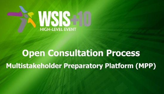 WSIS+10 High-Level Event OCP