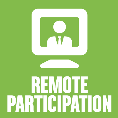 remote participation logo
