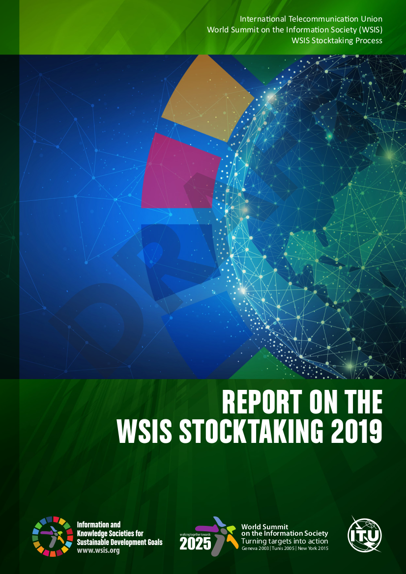 Report on the WSIS Stocktaking Edition 2019