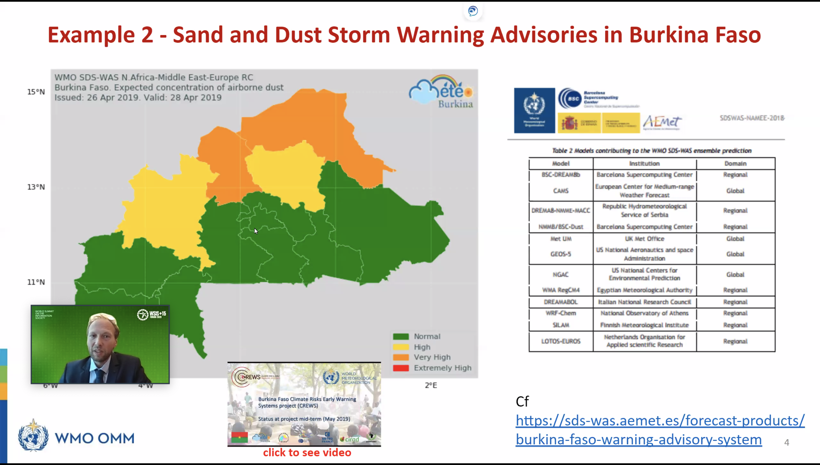 ALFM Action Line C7: E-Environment: Climate Change and Early Warning for Climate Action (5)