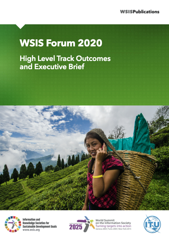 WSIS Forum 2020: High Level Track Outcomes and Executive Brief