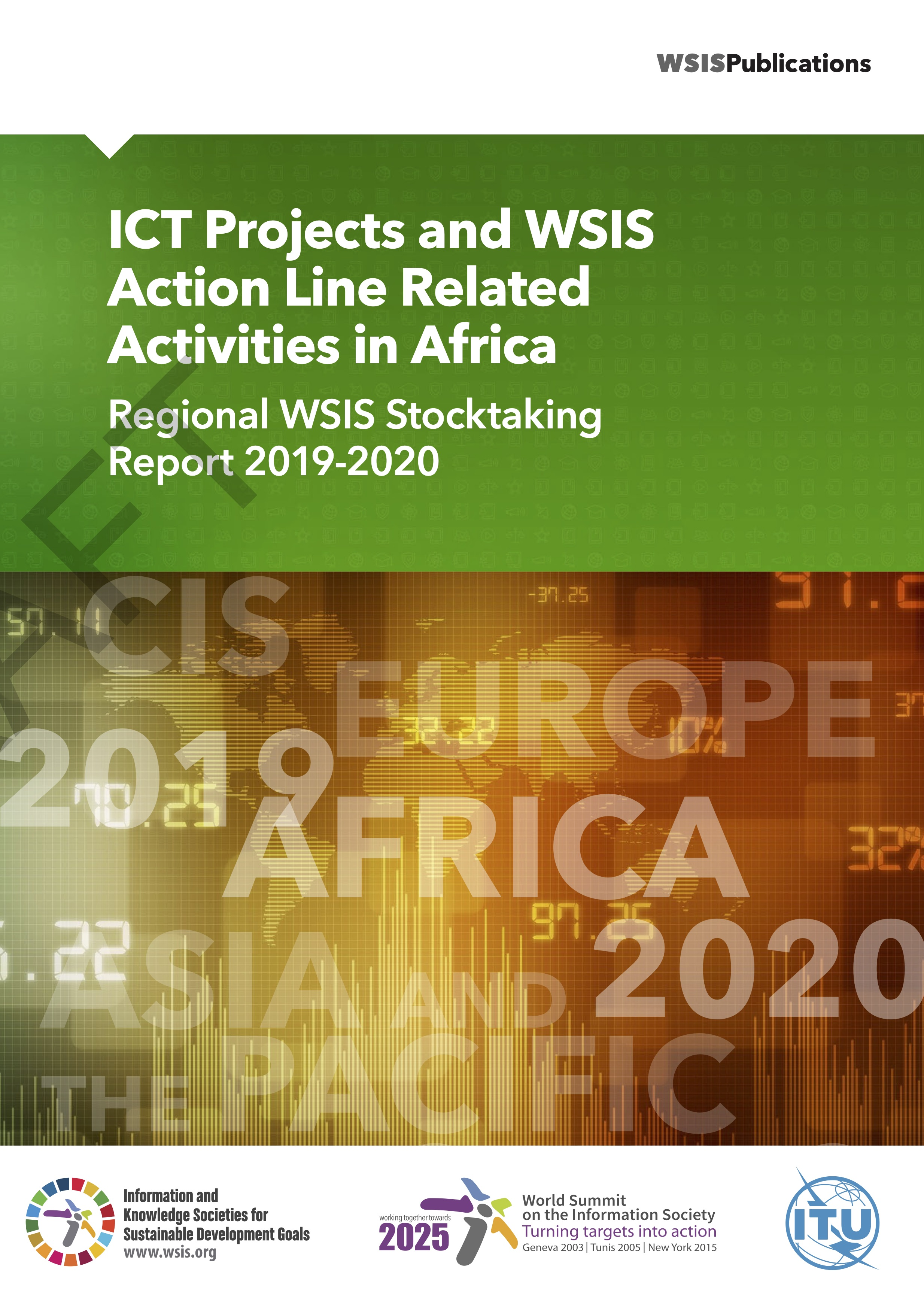 Regional WSIS Stocktaking Report 2019-2020 — Africa