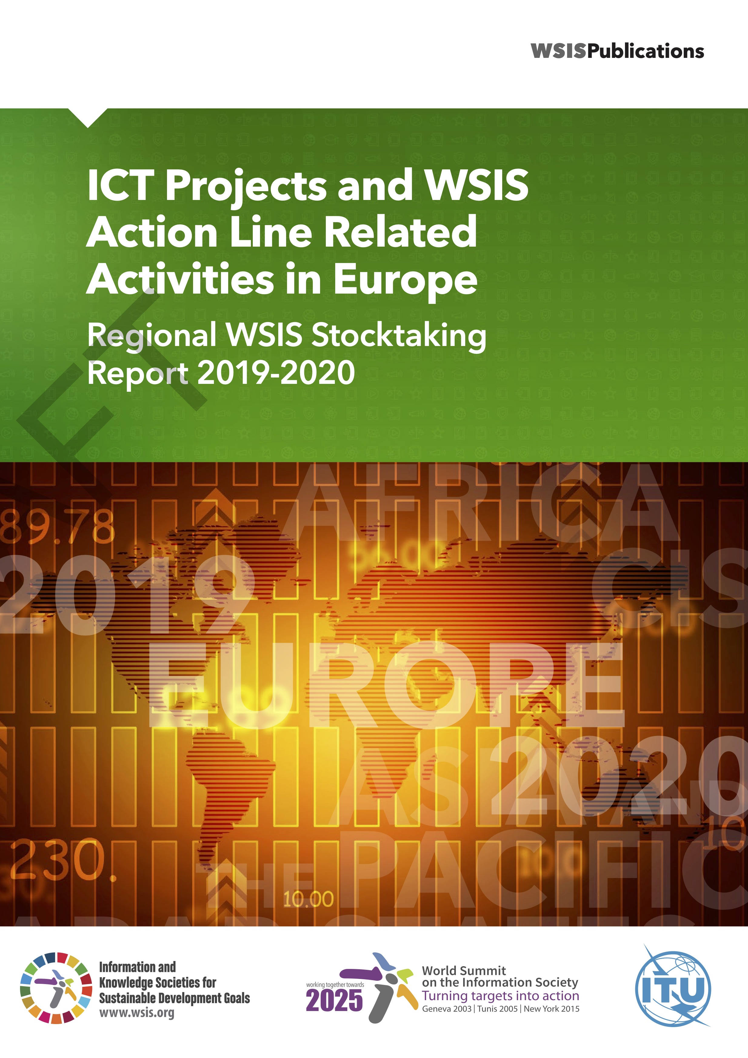 Regional WSIS Stocktaking Report 2019-2020 — Europe