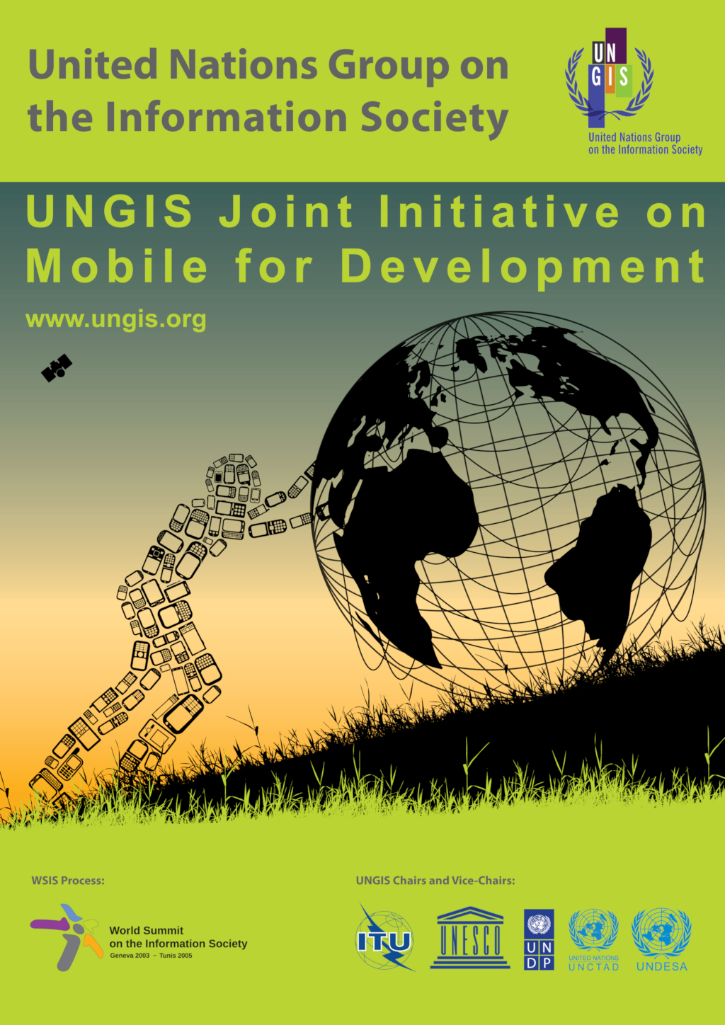 Cover image for UNGIS Joint Initiative on Mobile for Development