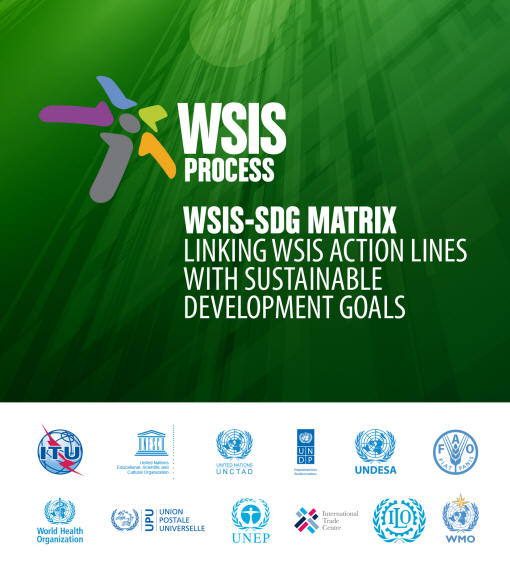 Cover image for UNGIS Announcement at WSIS Forum 2015