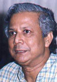 Photo: Professor Mr Muhammad Yunus